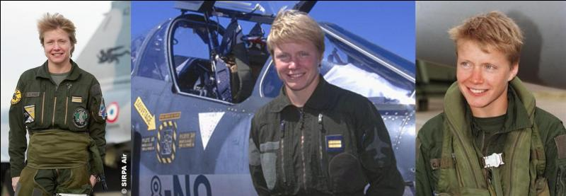 Elle a été la première Française à être nommée pilote de chasse. Elle disparaît au moment où elle allait devenir astronaute pour l'Agence Spatiale Européenne.Qui est cette pilote ?