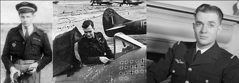 C'est « l'as des as » français de la 2e Guerre mondiale. Egalement, il mènera une carrière d'industriel dans l'aéronautique. Il sera homme politique et écrivain.Quel est ce pilote ?
