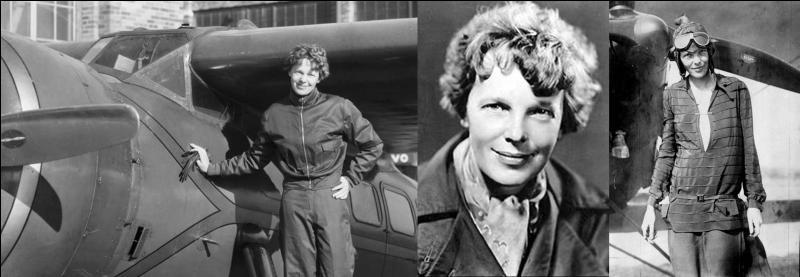 Cette aviatrice fut la première femme à avoir réussi à traverser l'Océan Atlantique en solitaire. Auparavant, elle participa à une autre traversée de cet océan comme membre d'équipage. Elle disparut au cours d'une tentative de tour du monde.Quelle est cette pilote ?