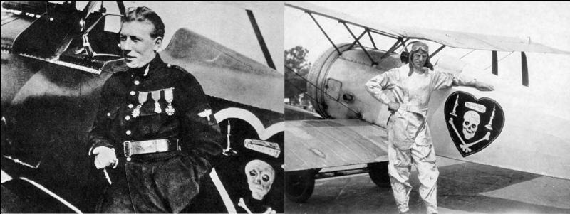Avec son ami, il aurait dû réussir, mais personne ne les a revus depuis leur départ de Paris. Quinze jours plus tard, un autre pilote réussit le voyage, mais dans l'autre sens.Quel est ce pilote ?