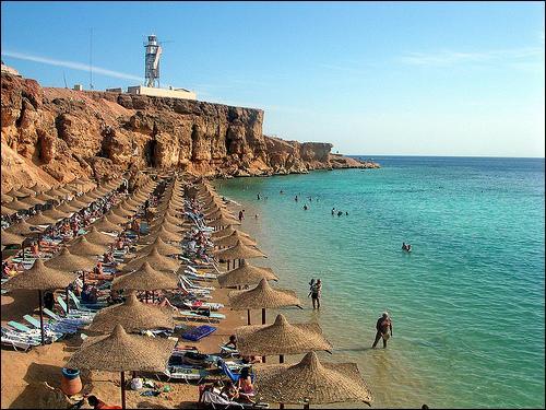 Où se situe Charm el-Cheikh (Sharm el-Sheikh) ?