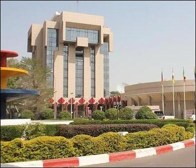 Où se trouve N'Djamena ?