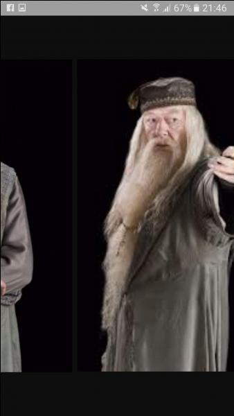 Quel est le troisième prénom de Dumbledore ?