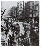 XXe siècle - Suite aux deux guerres mondiales, l'(...) s'est formée.