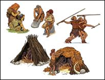 La préhistoire - Que s'est-il passé il y a 400 000 ans av. J.-C. ?