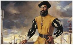 XVIe siècle - En 1509, Magellan lève les voiles en Espagne et part à la recherche de...