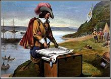 XVIIe siècle - Le 3 juillet 1608, quelle ville fut fondée par Samuel de Champlain ?