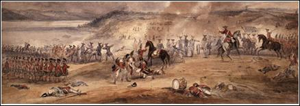 XVIIIe siècle - Le 13 septembre 1759 se déroule la bataille des plaines d'Abraham. Quelle est sa particularité ?