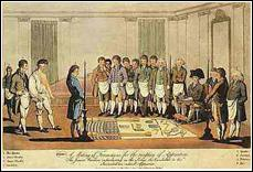 XVIIIe siècle - En 1776 fut fondé le groupe secret des...
