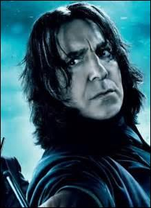 Où Severus Rogue est-il mort ?