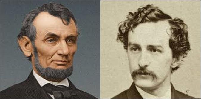 14 avril 1865, alors qu'Abraham Lincoln va s'installer dans sa loge au théâtre Ford à Washington, un sympathisant sudiste lui tire une balle à bout portant derrière la tête au niveau de la nuque. Transporté d'urgence dans une maison faisant face au théâtre les médecins constatent que le président est touché au cerveau. Il succombera le lendemain matin à 7 h 22 min. Quel est le nom de l'assassin ?