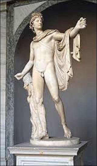 Dieu grec du chant, de la musique, de la beauté masculine et de la poésie, je suis également dieu des purifications et de la guérison, mais peux apporter la peste par mon arc, qui suis-je ?