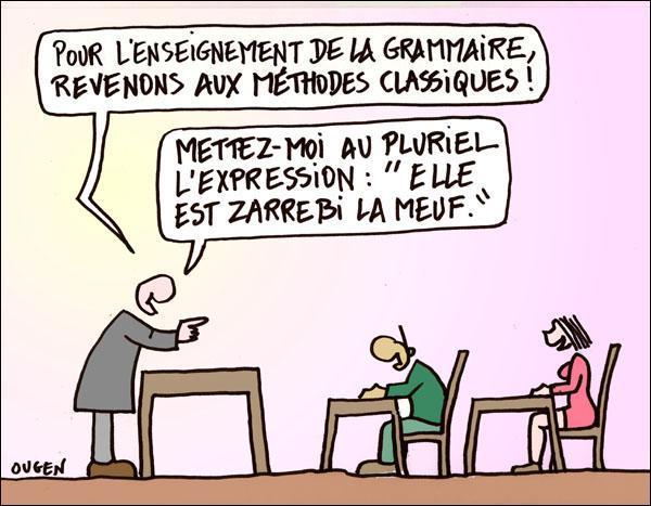 Petite révision de français !