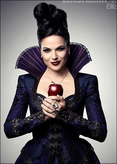 """Quel est le surnom de Regina Mills dans la série """"Once Upon a Time"""" ?"""