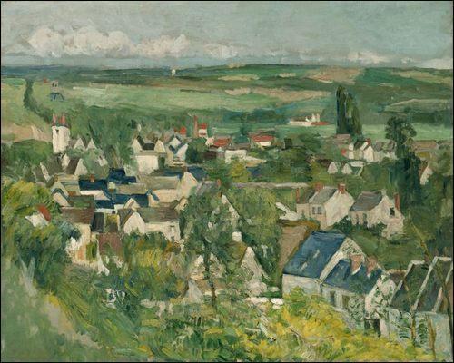 Les peintures de Paul Cézanne. - (1)