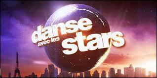 """Avec qui a-t-il participé à """"Danse avec les stars"""" sur TF1 ?"""
