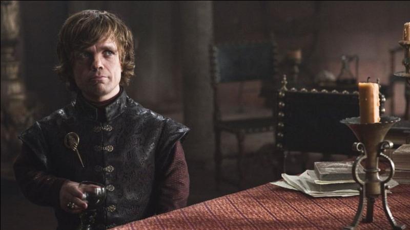 Tyrion Lannister a été la main du roi une fois.