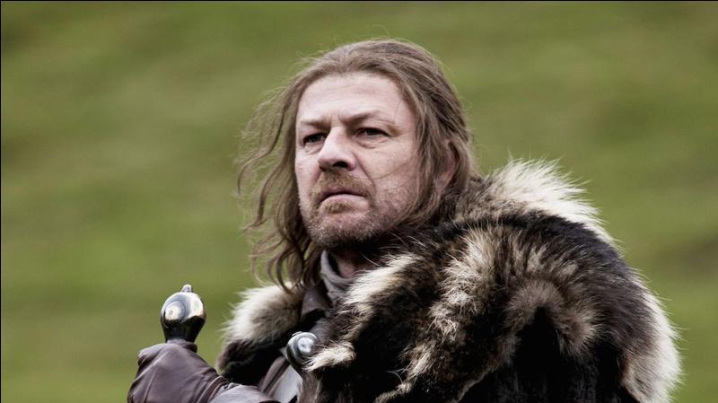Ned Stark a trahi Robert Baratheon.