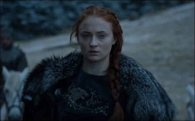 Sensa Stark a subi un mariage forcé.
