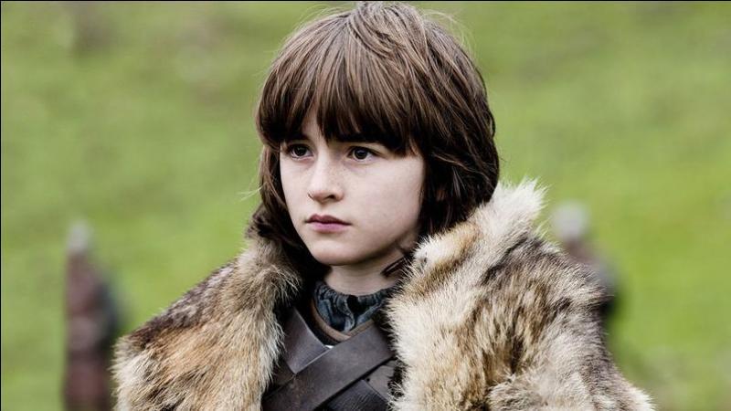 Après sa chute, Bran Stark n'a plus jamais marché.
