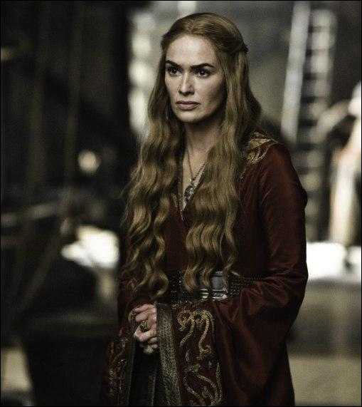 Cersei Lannister a avoué tous ses péchés.