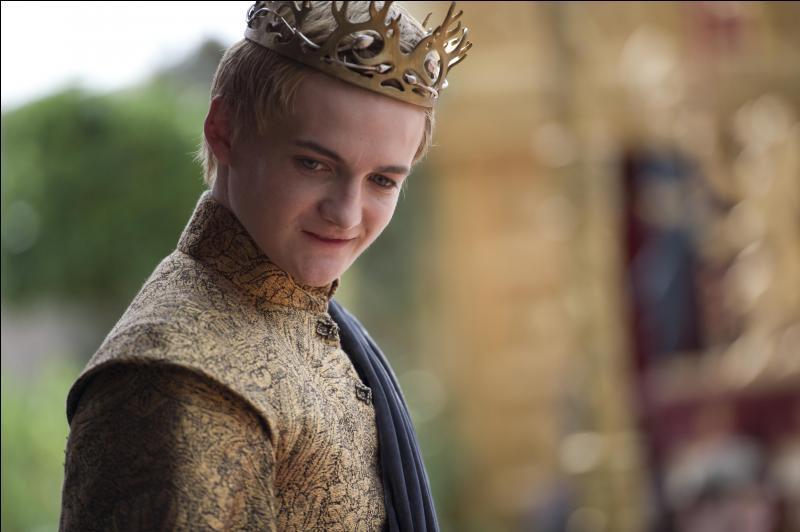 Joffrey Baratheon est un sale gosse.