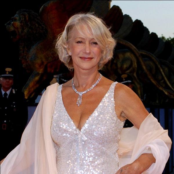 Helen Mirren a incarné la Queen, il est bien évident qu'elle n'a pu tourner dans des films dits osés !