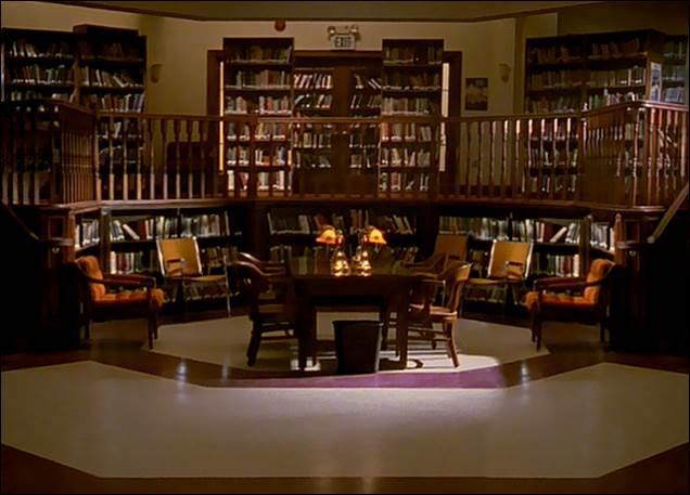 Dans quel lieu Buffy et ses amis passent-ils tout leur temps ?