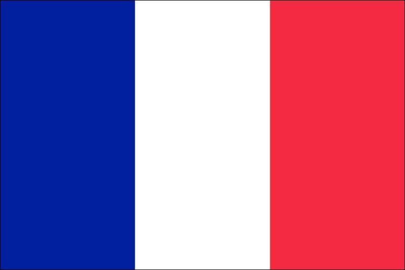 Ce drapeau appartient à ...    ( Le plus facile )