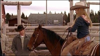 Qui est ce cheval rabatteur qui a peur des vaches ?