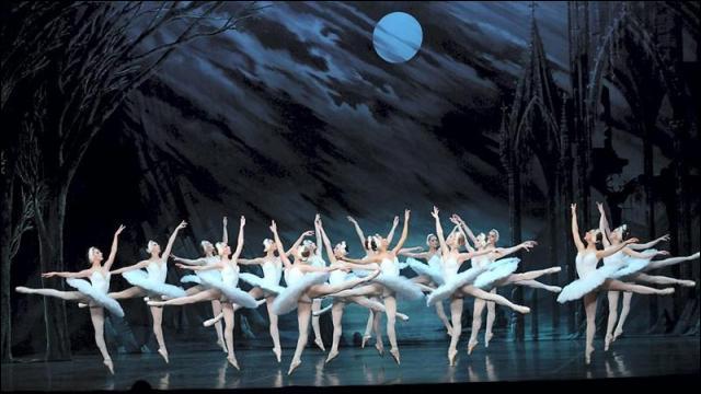 """A qui doit-on la musique du ballet """"Le lac des cygnes"""" ?"""