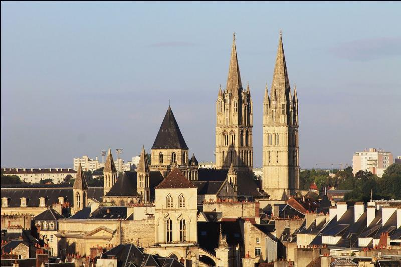 Quelle ville est la préfecture du Calvados ?