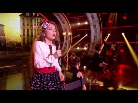 Lors de la demi-finale elle a décidé de chanter :