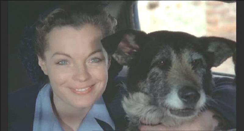 """Dans """"Le vieux fusil"""", vous souvenez-vous du nom que donne Romy Schneider au chien qu'elle a trouvé, bien qu'il ait un tout petit rôle dans ce film émouvant et dramatique ?"""