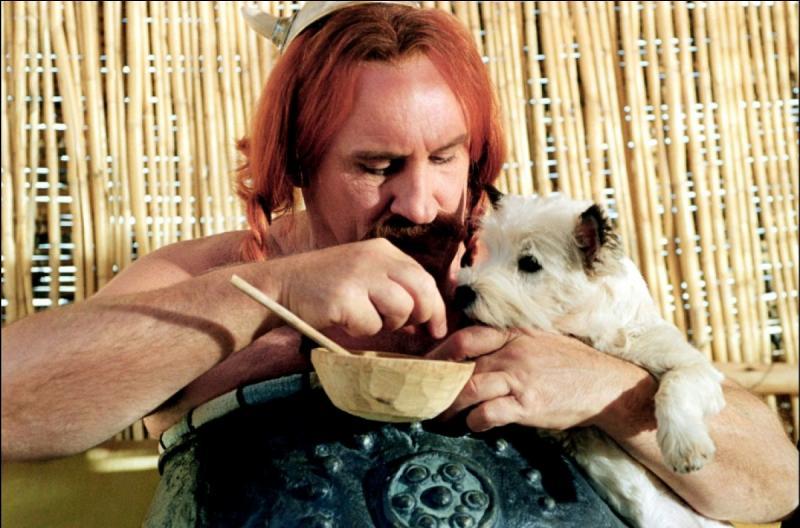 La petite question sympa arrive ! Quel est le nom du chien d'Obélix incarné par Depardieu dans ce film ?