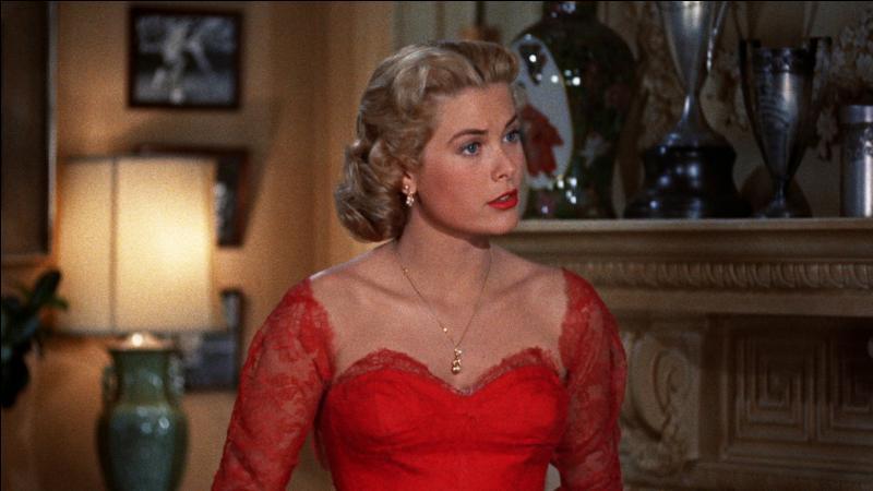Quelle splendide actrice incarne le premier rôle féminin dans ´Le crime était presque parfait' ?