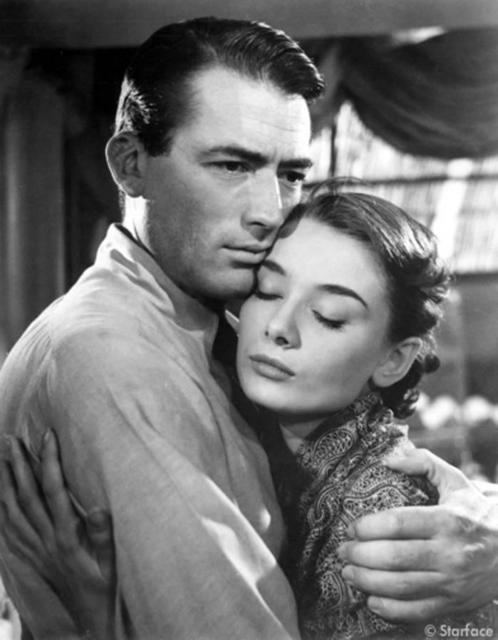 Des films avec la superbe Audrey Hepburn