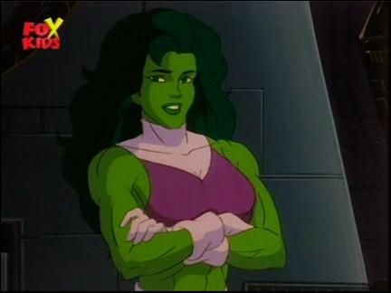 Qui est cette super-héroïne aux allures de bodybuildeuse ?
