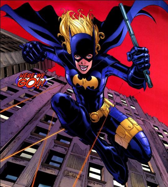 Qui est cette héroïne, qui est le féminin de Batman ?