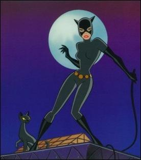 Qui est cette super-héroïne féline ?