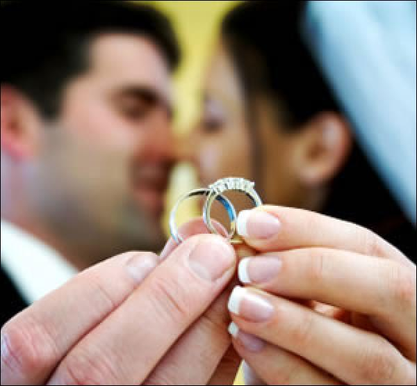 Combien de _____ es-tu avec ta femme ?