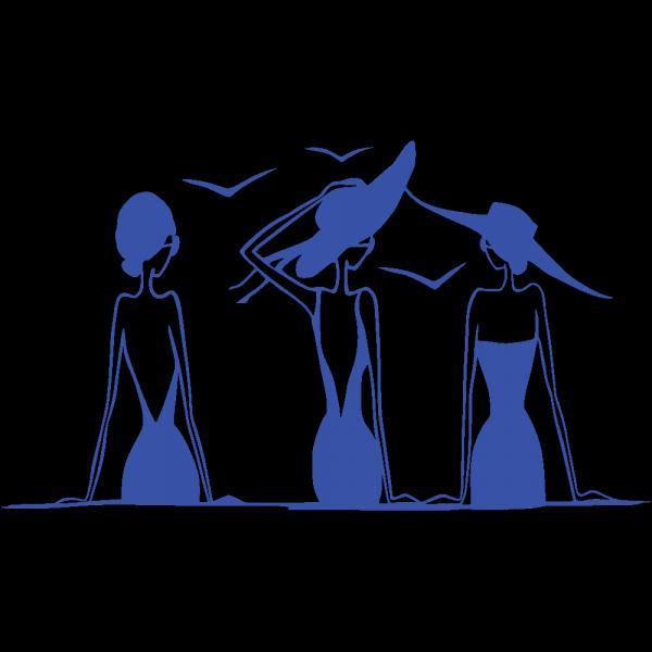 L'une d'elles s'appelait Ève, c'était la fille d'ses rêves, mais comment étaient les filles du bord de mer, pour Adamo ?