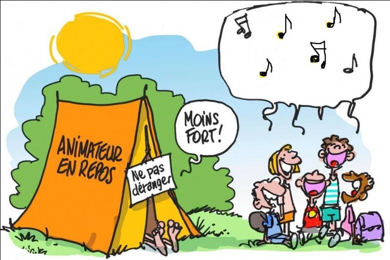 """Pierre Perret chante """"Merci maman, merci papa / Tous les ans, je voudrais que ça r'commence"""". Quel est le titre de cette chanson ?"""