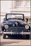 Chez Peugeot, lorsqu'on a deux voitures, on respecte l'adage, jamais ....
