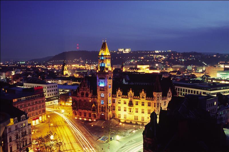 Où visiterez-vous Saarbrücken (Sarrebruck) ?