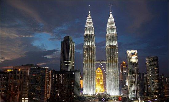De quel pays Kuala Lumpur est-elle la capitale ?