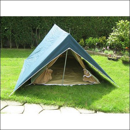 Pour les vacances, tu vas dans un camping. Où vas-tu dormir ?