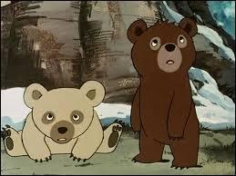 Dans Bouba le petit ourson, qui est Frisquette ?