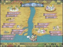 Quel est le nom de l'île où se situe le royaume d'Alabasta ?