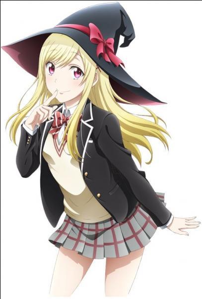 Je fais partie des sept sorcières de mon lycée ainsi que du club des événements paranormaux. Je suis amoureuse de Ryu Yamada.